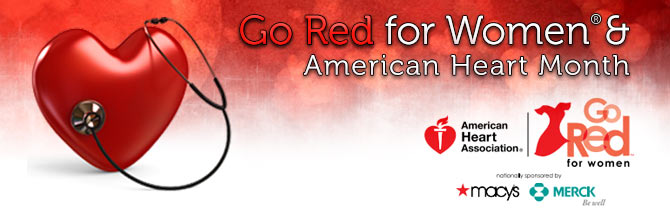 Go Red for Women®