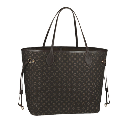 Louis Vuitton Neverfull MM in Fusain