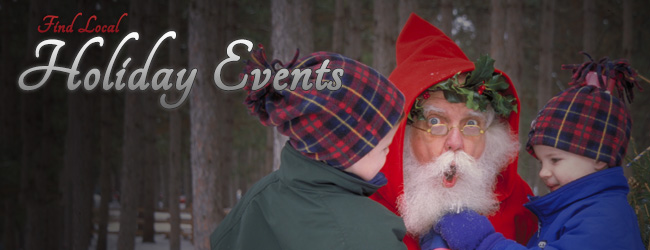 Find Local Holiday Events