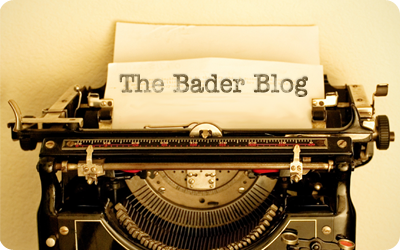 The Jerry Bader Show Blog