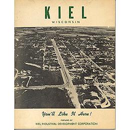 Kiel City Poster