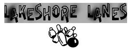 Lakeshore Lanes Logo