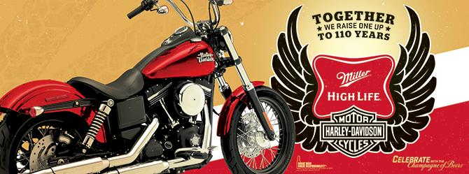 Miller Harley 110 Years