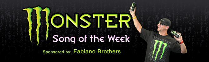 Monster Song of the Week