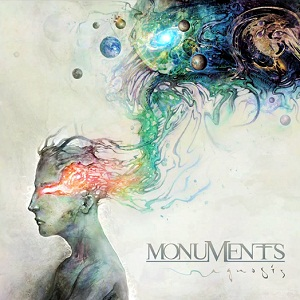 "MONUMENTS ""GNOSIS"" COVER ART"