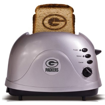 NFL Green Bay Packers Protoast Team Logo