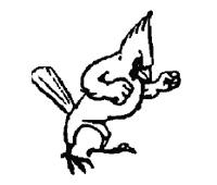 Pacelli Cardinals Logo