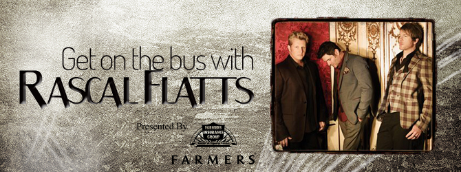 Get On the Bus with Rascal Flatts