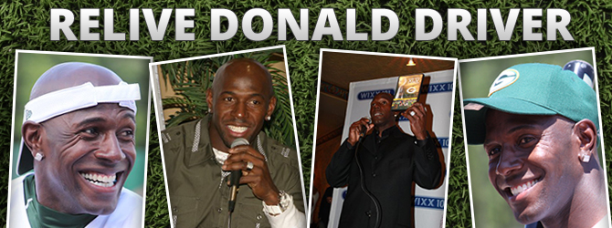 Relive Donald Driver