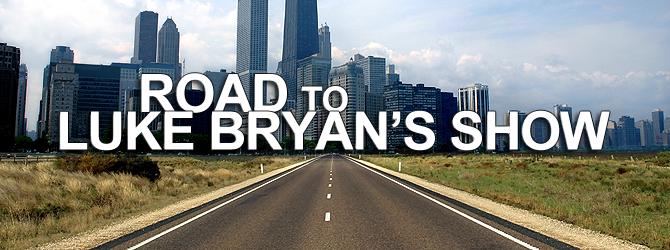 Luke Bryans Show Banner