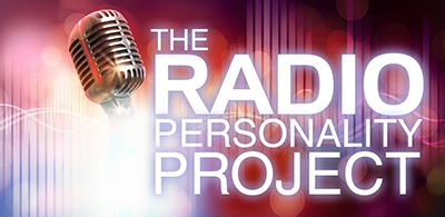 Radio Personality Project Logo
