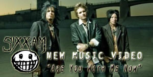Sixx:A.M. Are You With Me Now