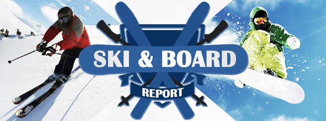 Ski and Board Report