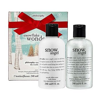 Philosophy Snowflake Wonderland Set