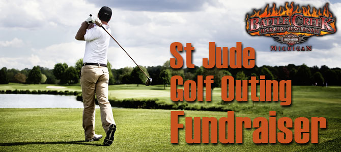 St Jude Golf Outing Banner