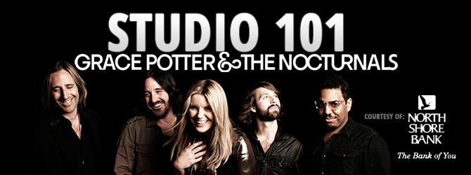 Studio 101 with Grace Potter & the Nocturnals