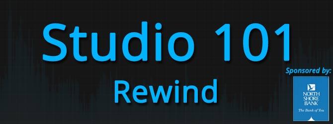 Studio 101 rewind header image