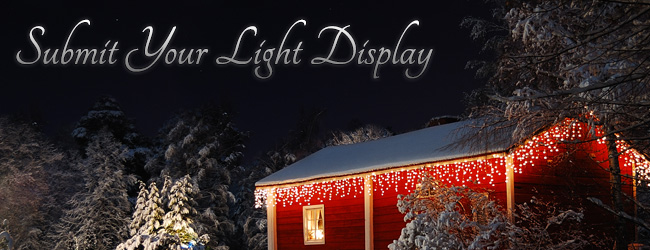 Submit Your Light Display