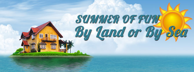 Summer of Fun Banner
