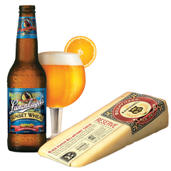 Leinies Sunset Wheat and Black Pepper BellaVitano