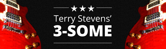 Terry Stevens' Threesome