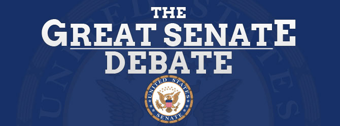The Great Senate Debate