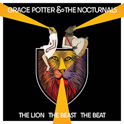 The Lion The Beast The Beat Album