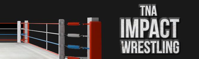 TNA Impact Wrestling Banner