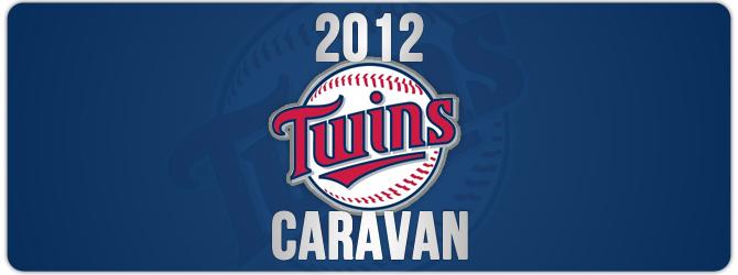 2012 Twins Caravan