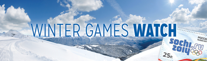 Winter Games Watch
