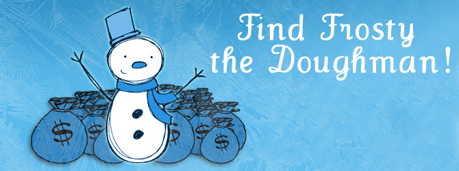 Frosty The Doughman