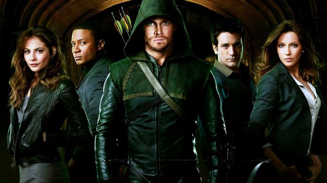 the second season of cw s arrow begins on wednesday