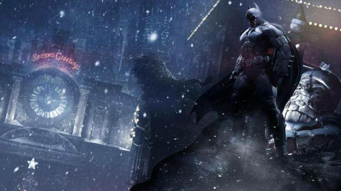 the highly anticipated batman arkham origins hits stores today as