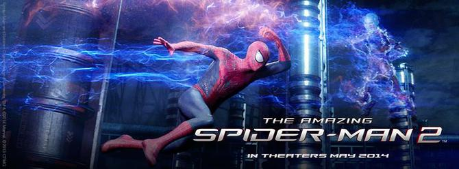 Did you catch the new teaser for Amazing Spiderman 2 on New Years Eve ...