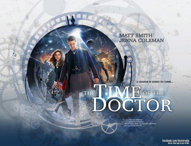 Time of the Doctor Doctor Who