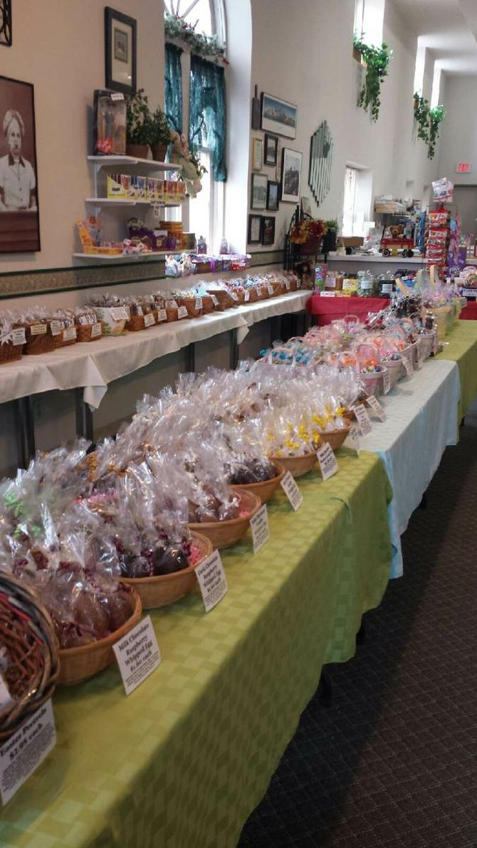 Victorian Chocolate Shoppe | 104.5 and 96.1 The Point