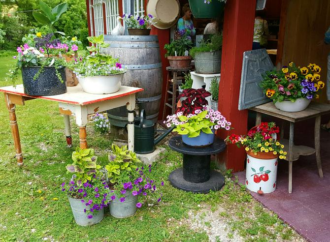 Then Just Add Your Soil And Plants And Tuck Your Creation Into A Corner Of  Your Garden. Or Make It The Garden Showpiece. The Possibilities Are Endless.