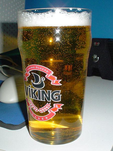 Image of a lager