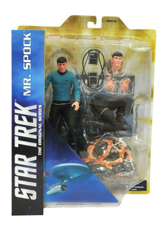 Star Trek Select Spock by Diamond Select Toys
