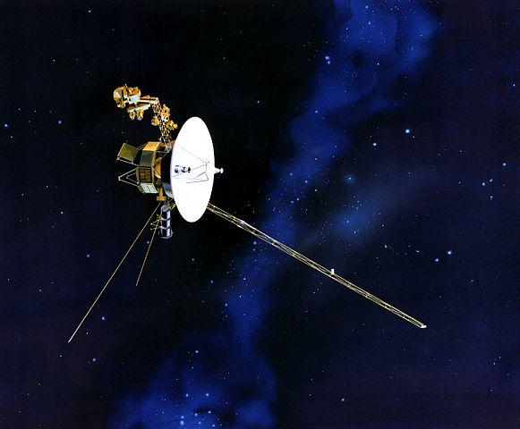 Image of the Voyager Spacecraft