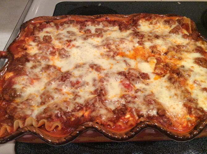 Three Meat Lasagna | Big Country 92.5