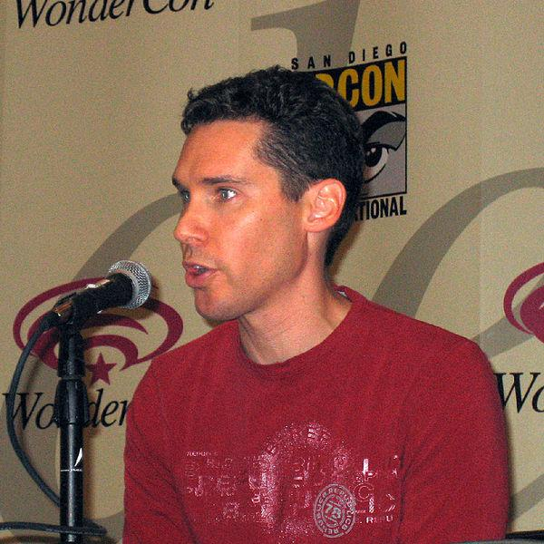 Bryan Singer at WonderCon 2006.