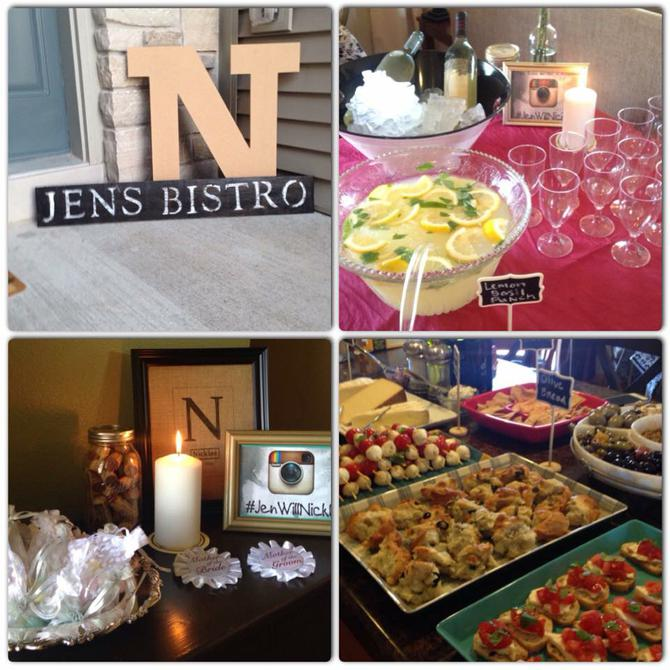 13e9233e268 Italian Themed Bridal Shower (PICS)