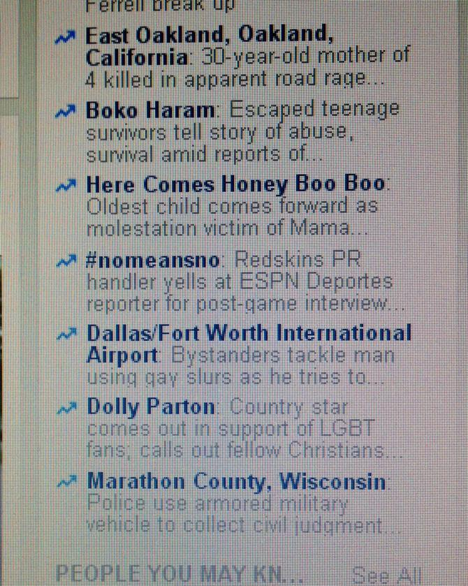Why is Marathon County trending on Facebook? | WTAQ