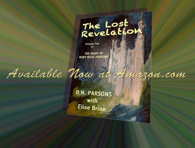 The Last Revelation book cover