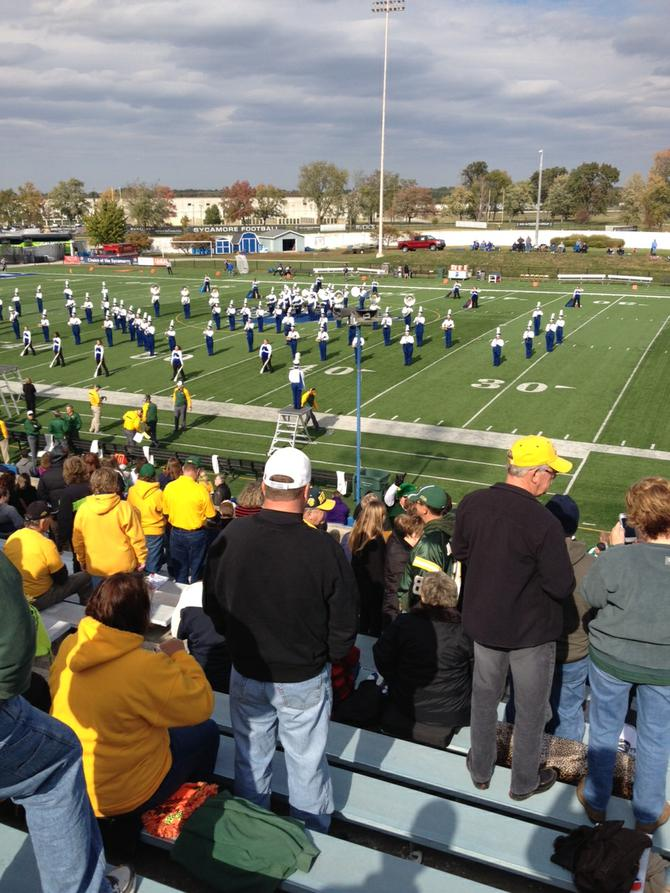 To Terre Haute To Watch North Dakota State Beat Indiana