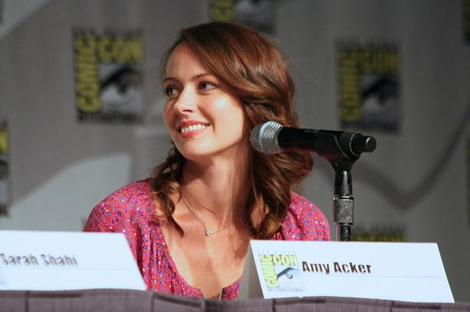 Amy Acker (Root) Person of Interest Panel at the 2014 San Diego Comic Con