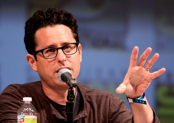 J. J. Abrams at the 2010 Comic Con in San Diego