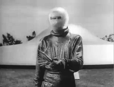 The Day the Earth Stood Still is a 1951 science fiction film about an alien and a robot on a diplomatic mission to Earth.