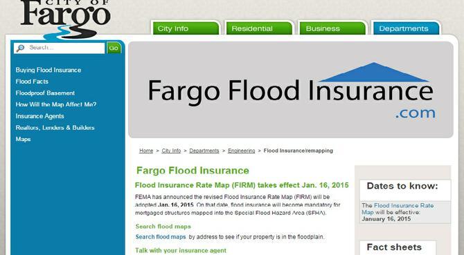 Rod Hoeft, Legacy Agency, Talks Fargo Flood Insurance   The ... on west fargo city limits map, fargo nd map, fargo minnesota map, fargo flood zone map, fargo interactive flood map, city street map bismarck nd, fargo north dakota street map, fargo north dakota weather map, south fargo map,